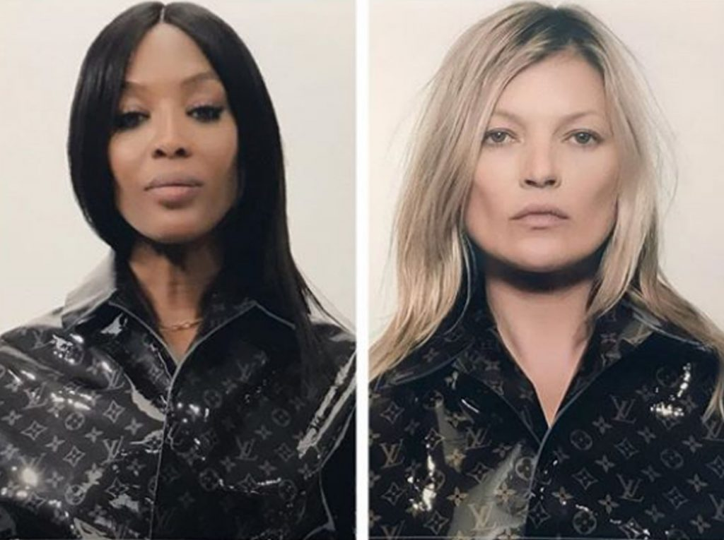 kate moss naomi campbell SF