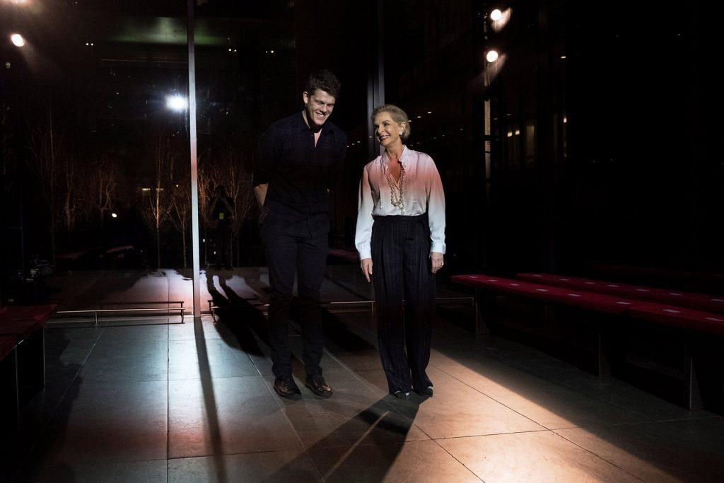 Carolina Herrera cede su lugar de directora creativa Wes Gordon,