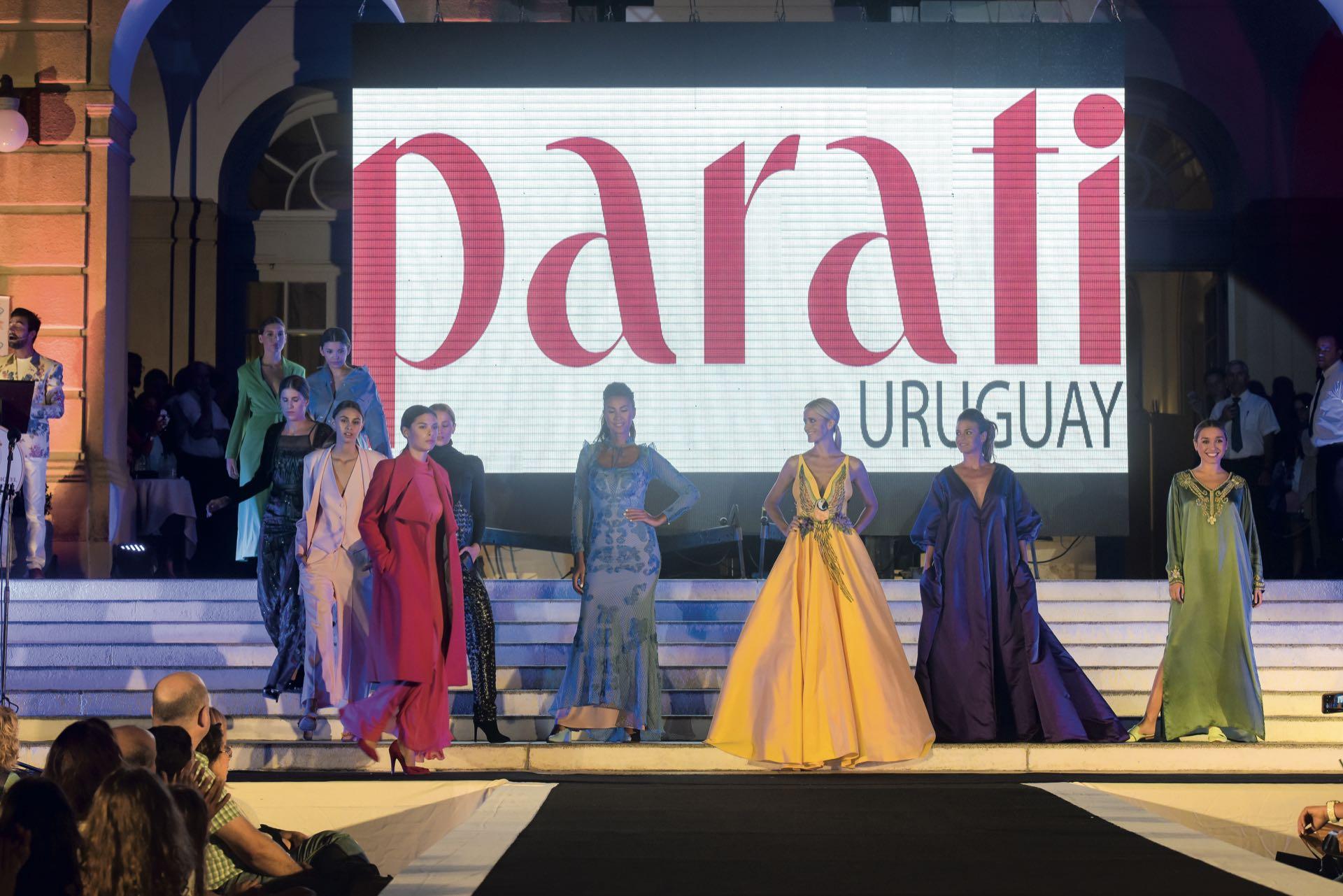 #PARA TI - DESFILE PARATI URUGUAY19 - moda - MC - 20180302
