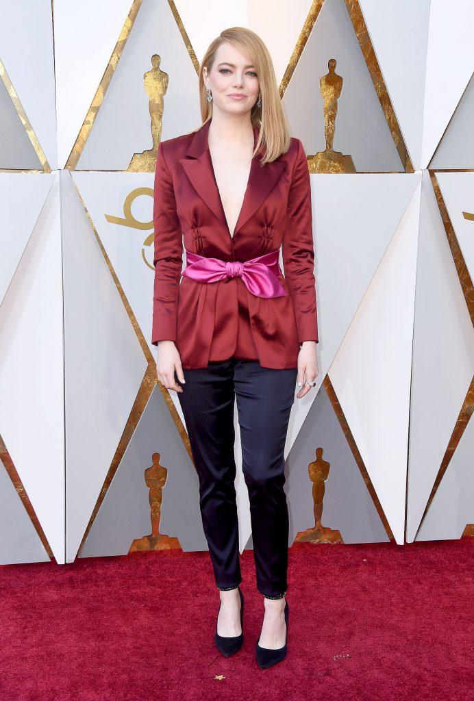 Premios Oscar 2018 - Alfombra roja