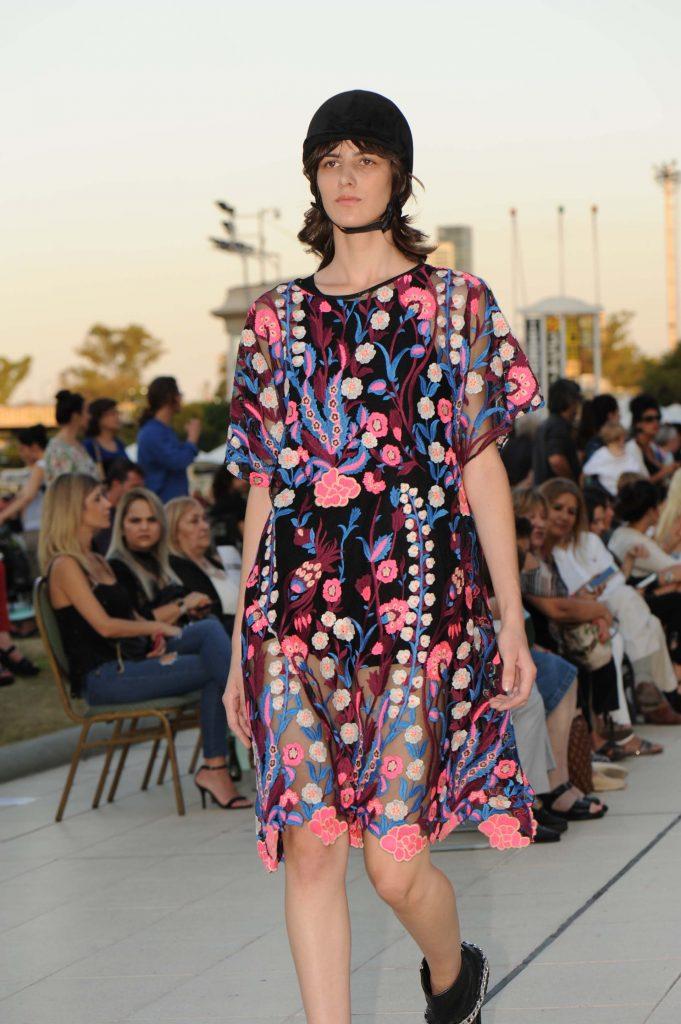 Los vestidos de prints alegra, una marca registrada de Benito Fernández