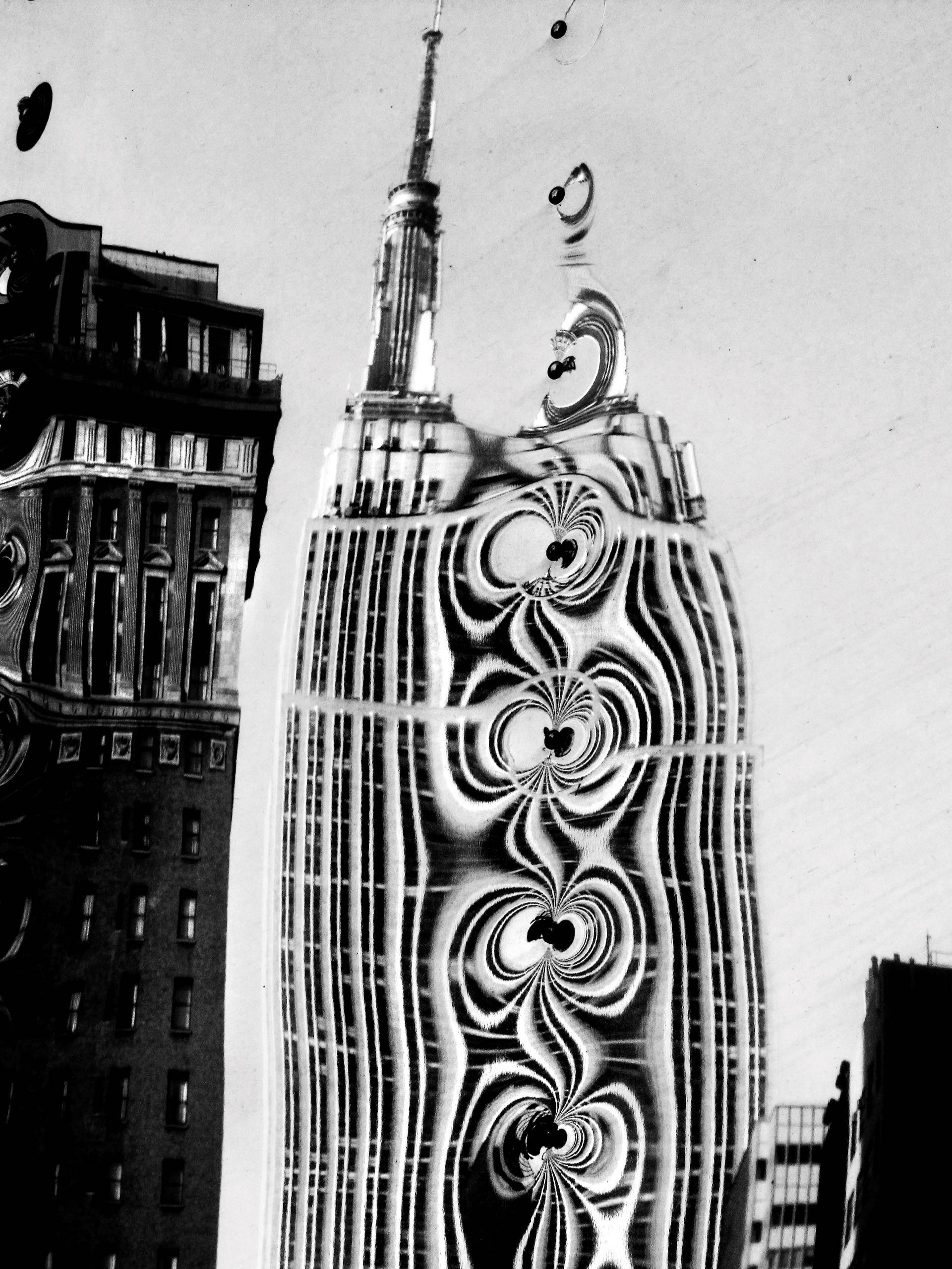 Edificio Empire State, Nueva York, Estados Unidos, 2015. Toma digital.