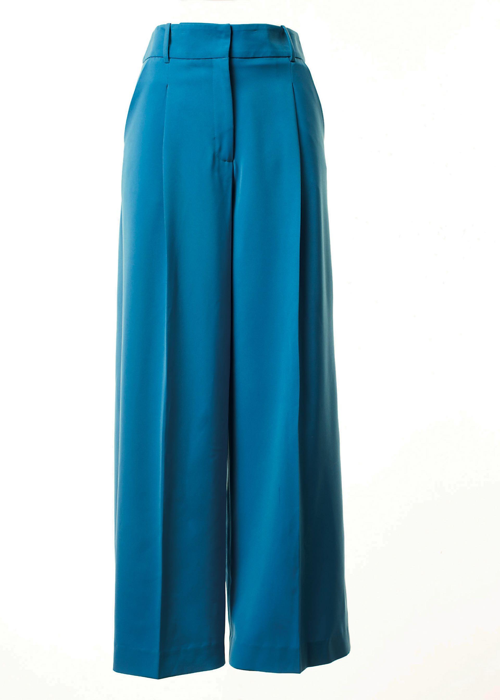 Pantalón ancho ($ 2.490, Las Pepas).