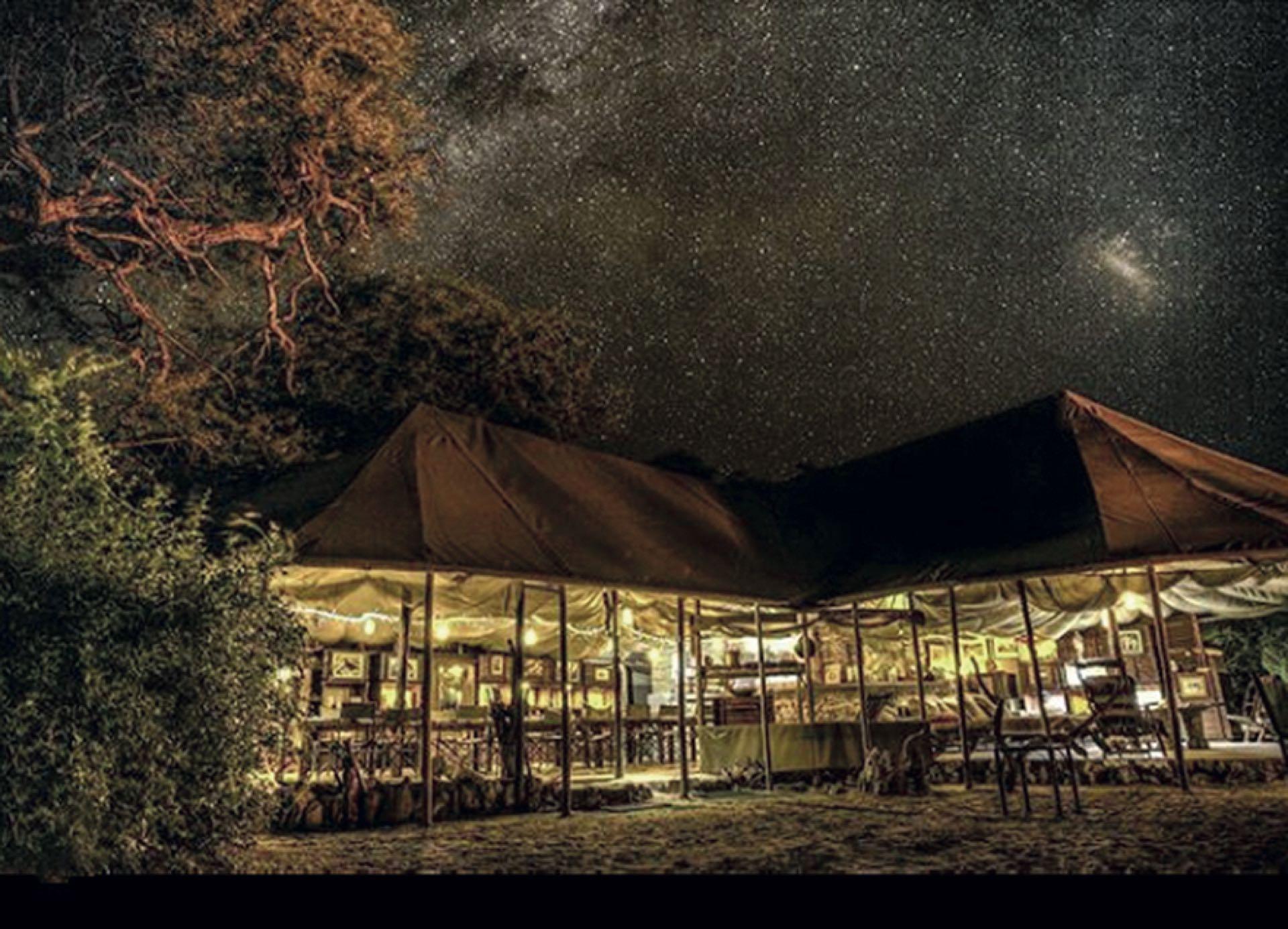 Resort Meno a Kwena, en Botswana, el lugar donde será la luna de miel