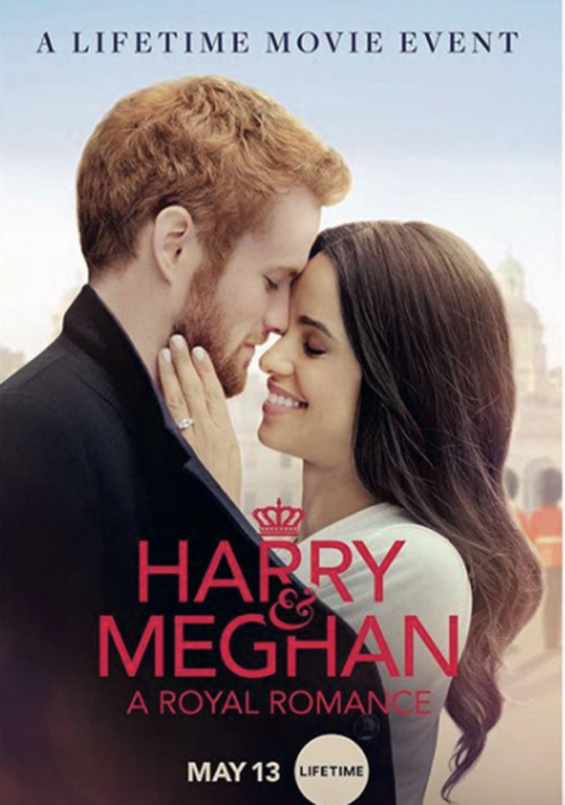 Harry & Meghan: Un amor real se emitirá el miércoles 16 de mayo a las 23 por Lifetime. Y se repite el sábado 19 a las 00. Sus protagonistas son Parisa Fitz-Henley y Murray Fraser.