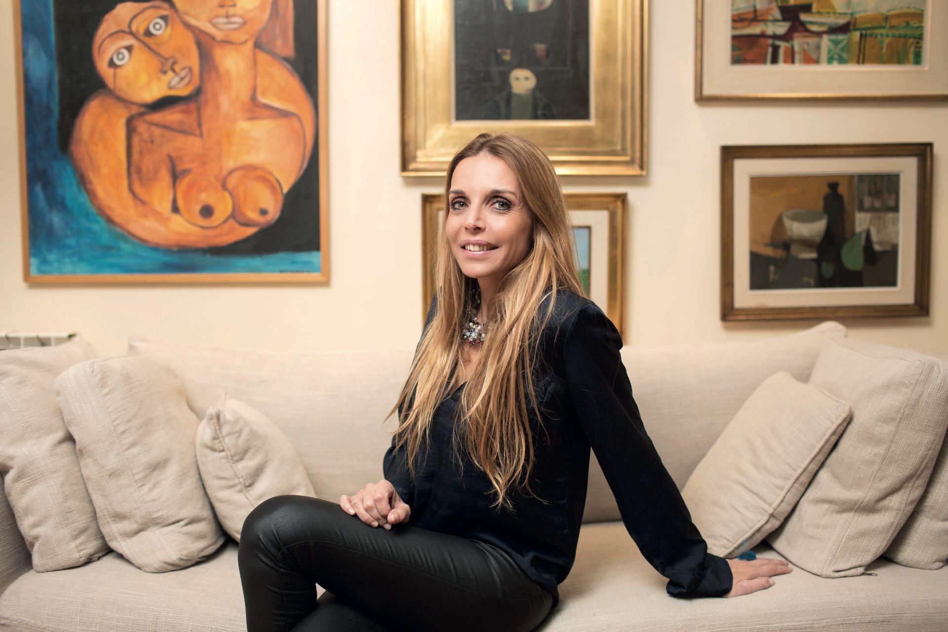 Flavia Martinez (Fotos: Axel Indik/ Para Ti )