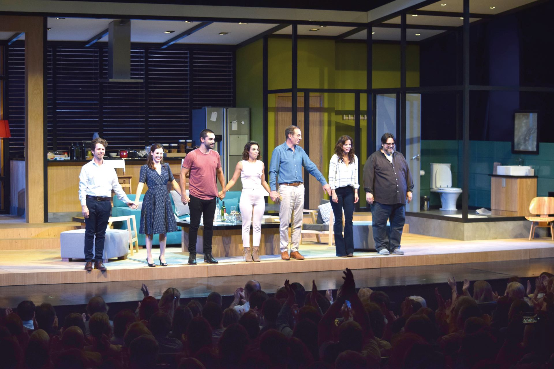 #PARA TI - MERCEDES FUNES - News - Obra de teatro - gentileza - 20180810