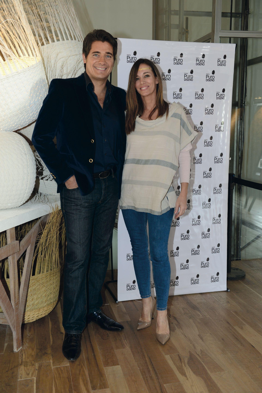 Guillermo Andino y su mujer Carolina Prat, embajadores de Patagonia Flooring.