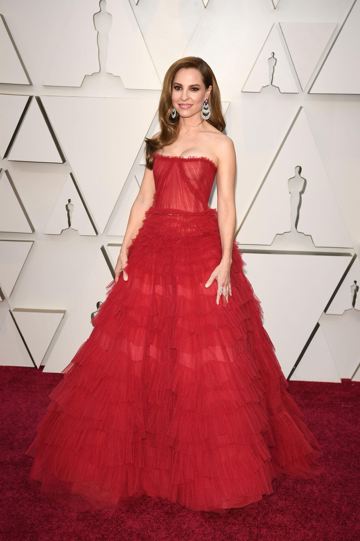 Mandatory Credit: Photo by Andrew H. Walker/BEI/REX/Shutterstock (10112916fb) Marina de Tavira 91st Annual Academy Awards, Arrivals, Los Angeles, USA - 24 Feb 2019