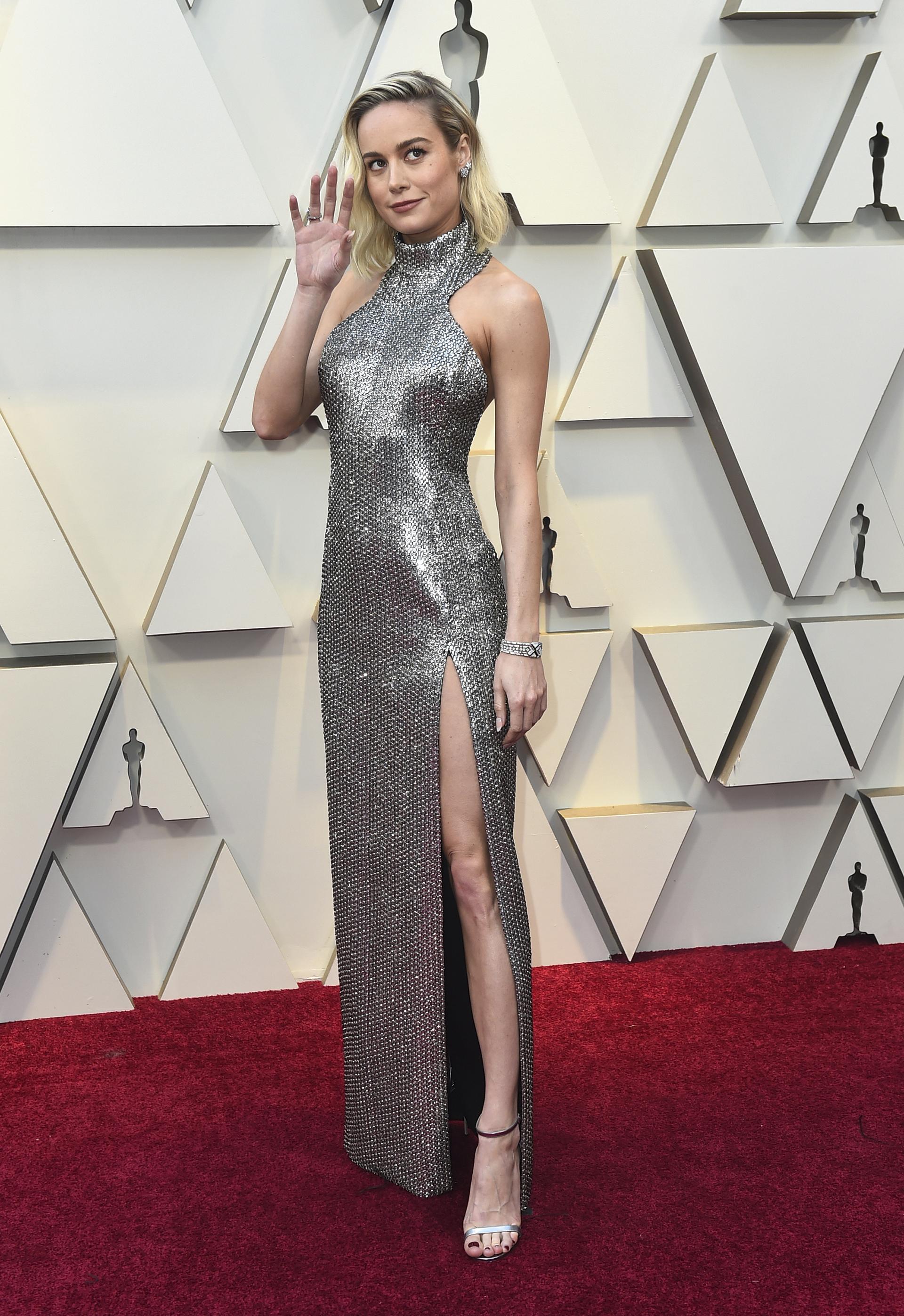 Brie Larson ( Jordan Strauss/Invision/AP)