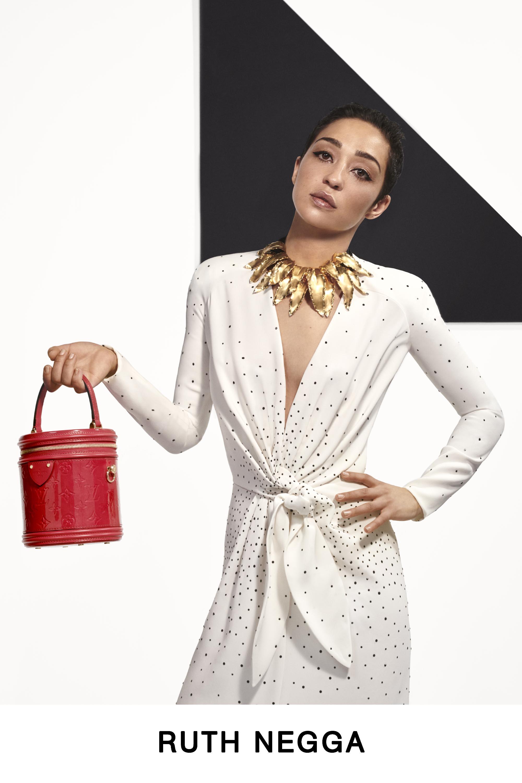 #PARA TI - LOOK BOOK VUITTON - Moda - RUTH NEGGA - GENTILEZA MARCA