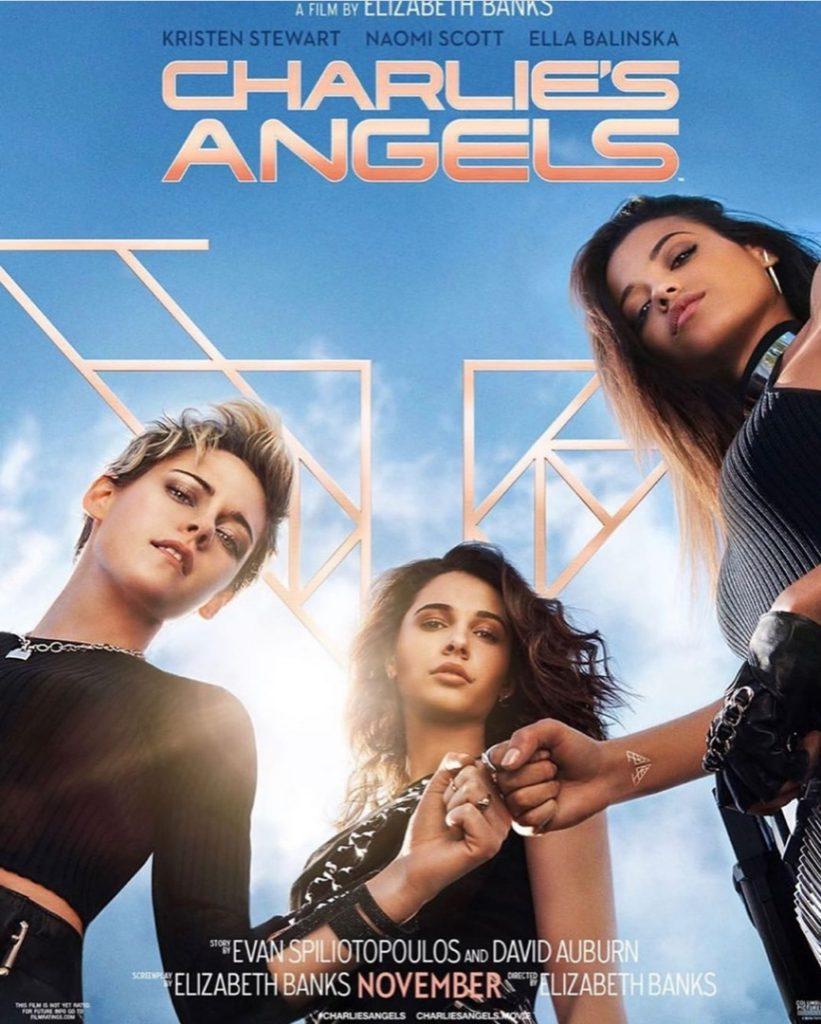 Charlie s Angels Cine Kristen Stewart Poster