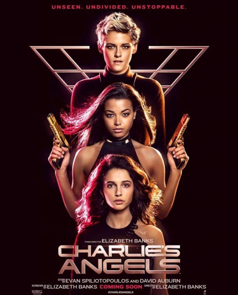 Charlie s Angels Cine Poster Kristen Stewart