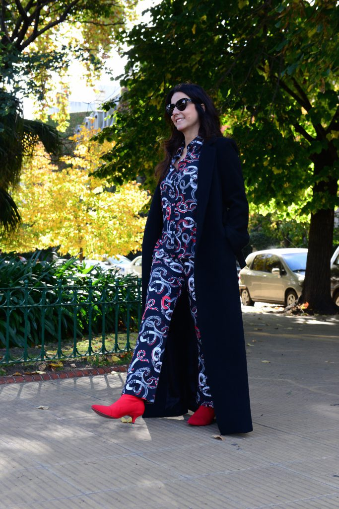 Marite Rizzo look pijama