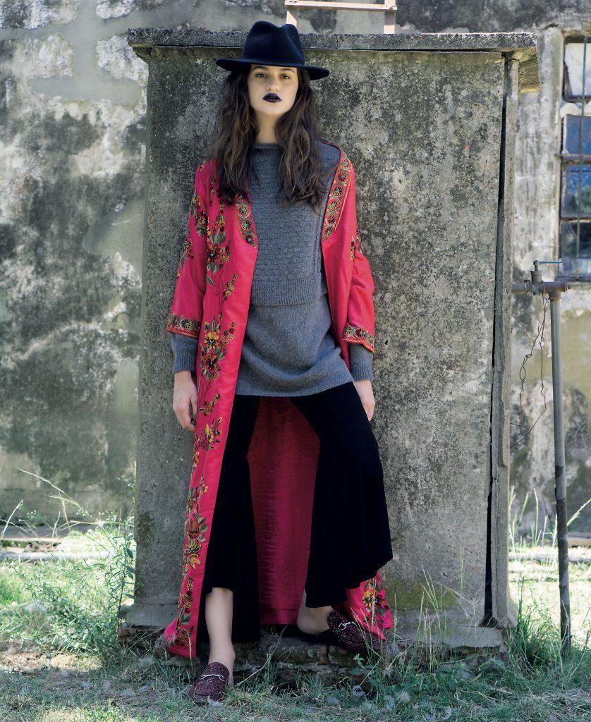 #PARA TI - ANTICIPO COLECCIONES EXTERIORES- moda - kimono borado Rapsodia - JJ - 20180316