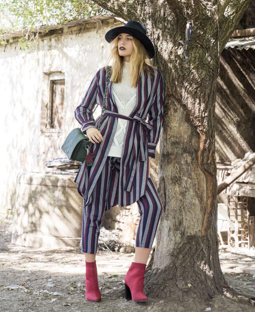 #PARA TI - ANTICIPO COLECCIONES EXTERIORES- moda - pijama con lazo estancias- JJ - 20180316