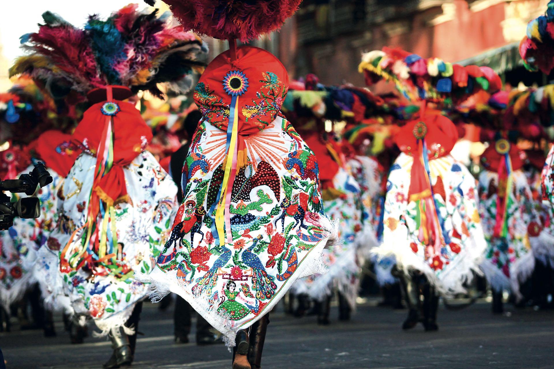 El carnaval de México.