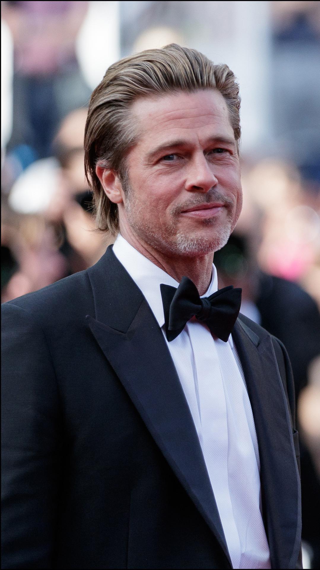 Brad Pitt cumplió 55 años y está más lindo que nunca.