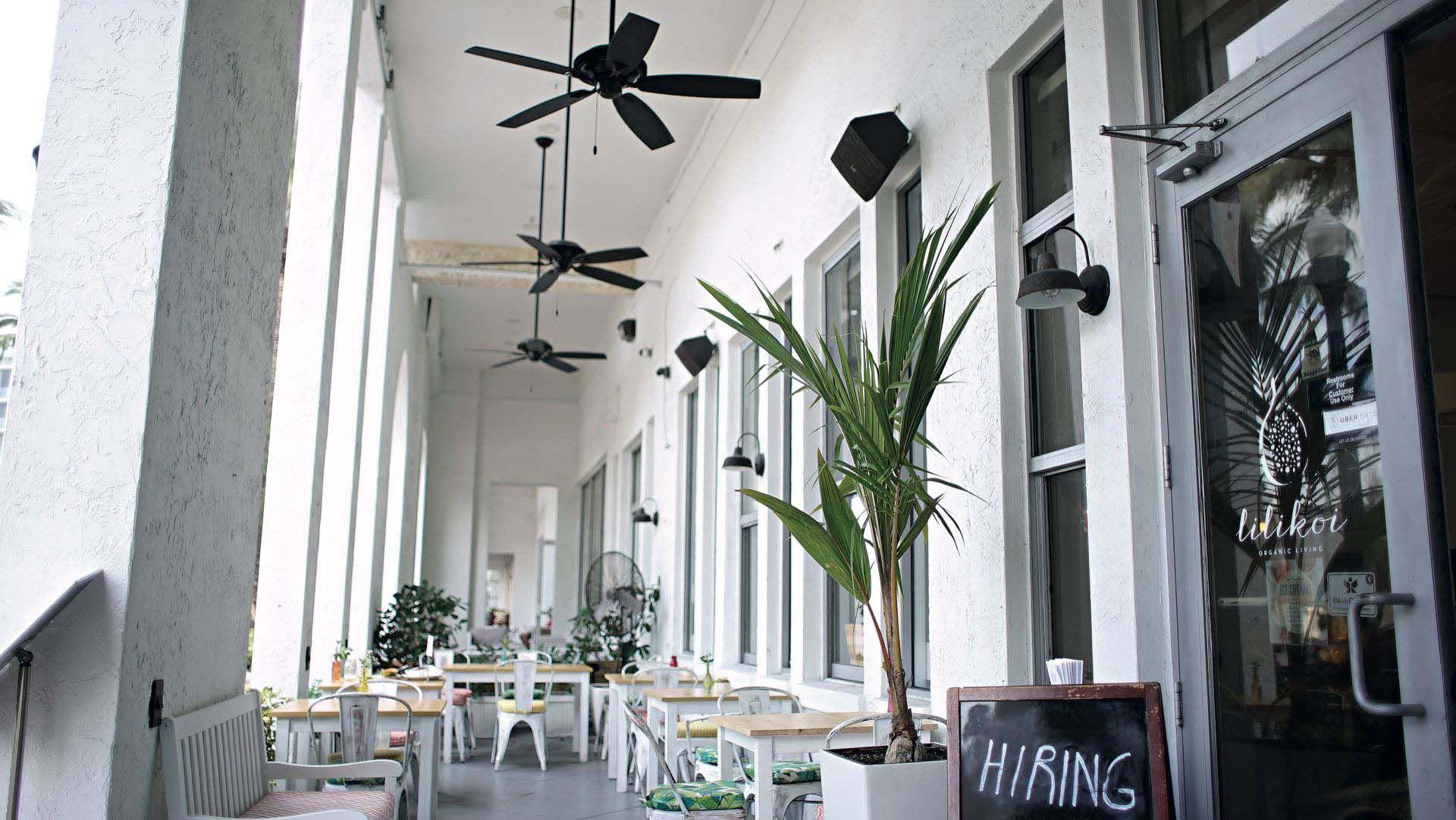 Lilikoi Organic Living, creado por argentinos.