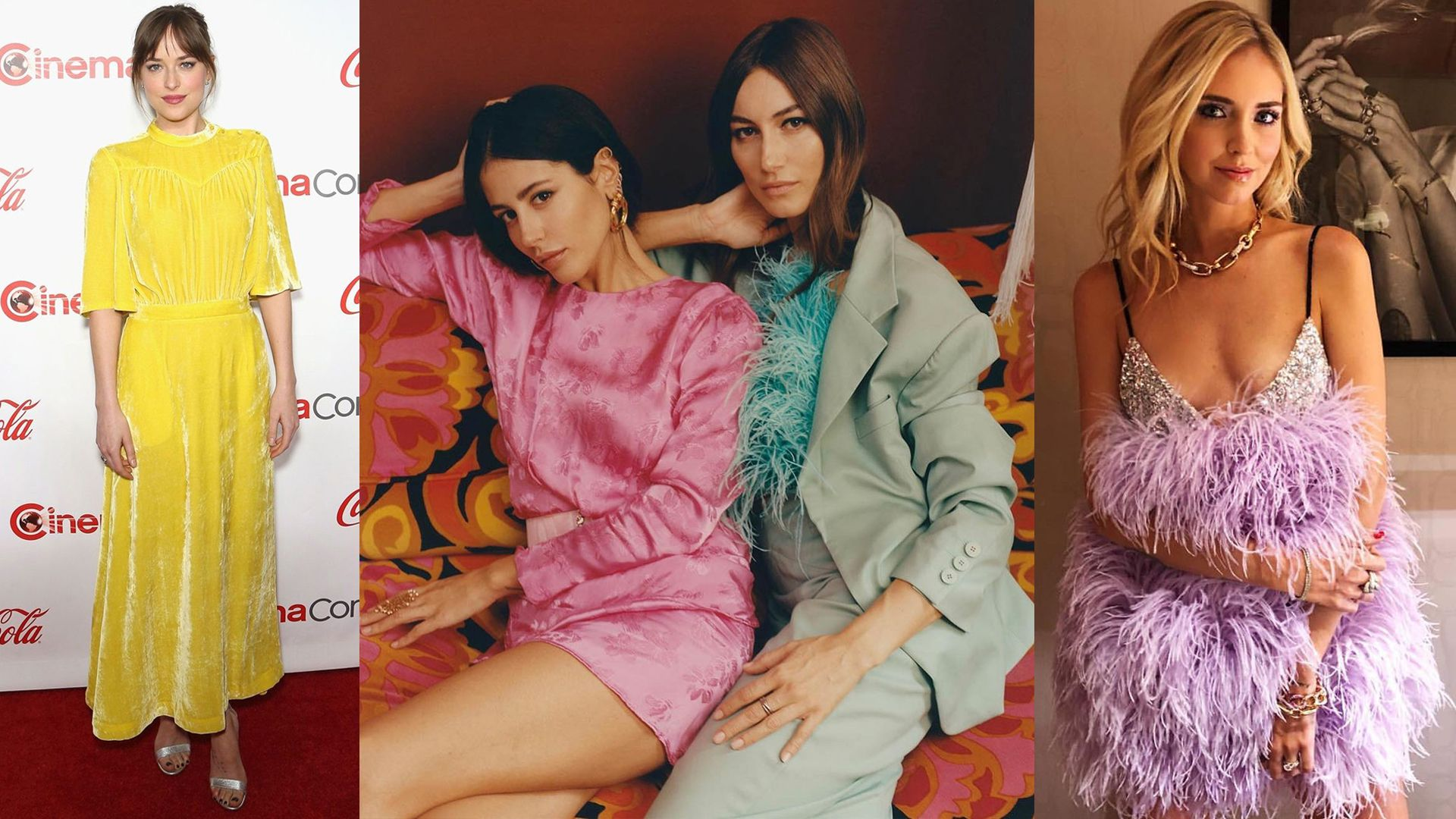 Giorgia Tordini y Gilda Ambrosio están al frente de The Attico, la marca que viste a varias celebrities. Dakota Johnson y Chiara Ferragni son fans.