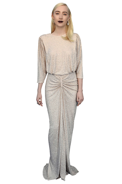 Vestido by Michael Kors.