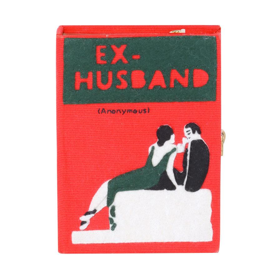 Book Clutch Ex Husband Olympia Le tan