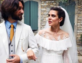 boda Charlotte Casiraghi