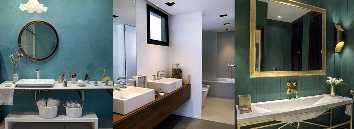 Distintas propuestas para elegir el baño perfecto