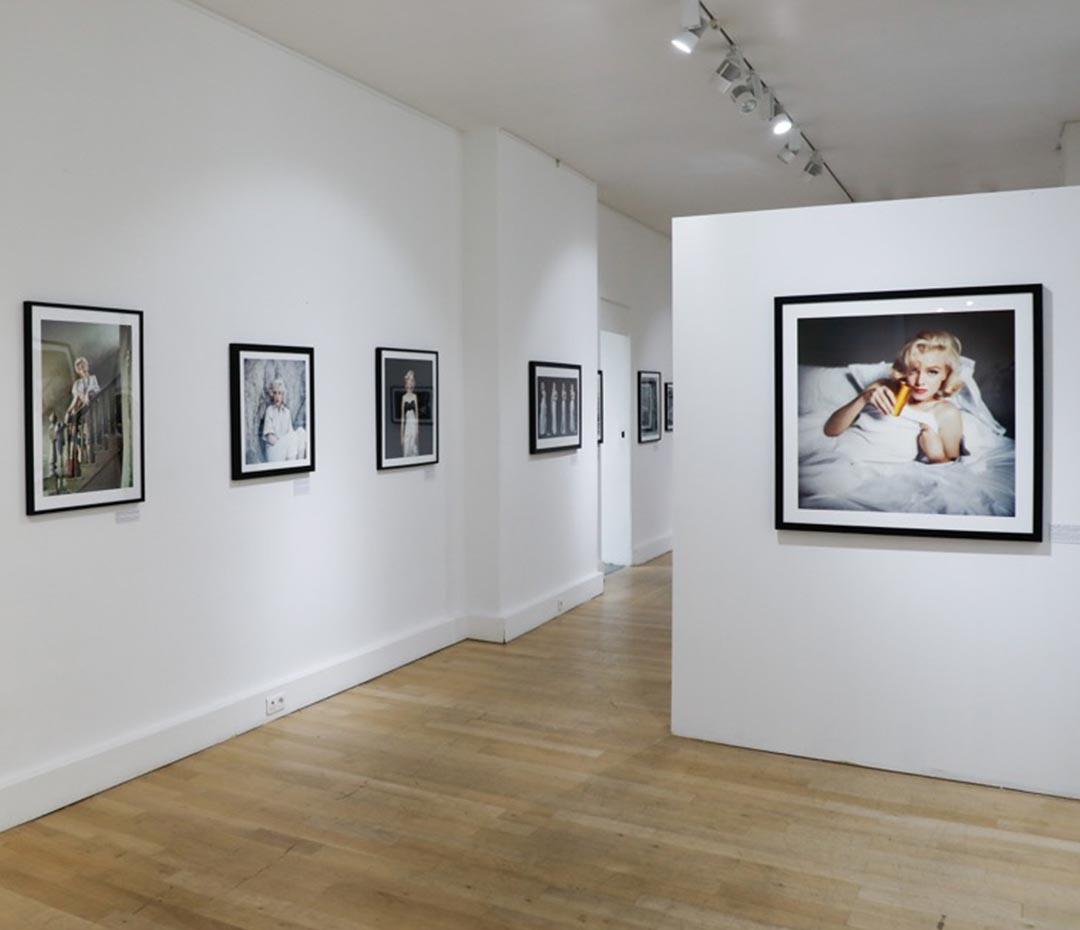Marilyn Monroe está viva: la exposición de fotos tributo en París