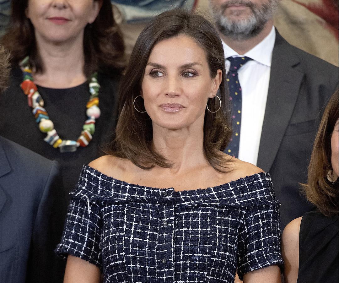 El look low cost de Letizia Ortiz (¡que podemos imitar!)
