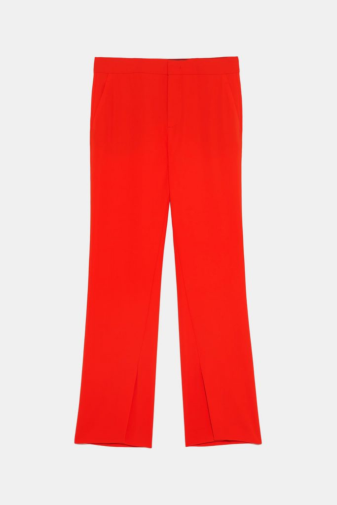 pantalón Zara letizia ortiz