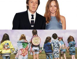 STELLA MCCARTNEY THE BEATLES COLECCION