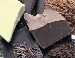 CHOCOLATE RECETA