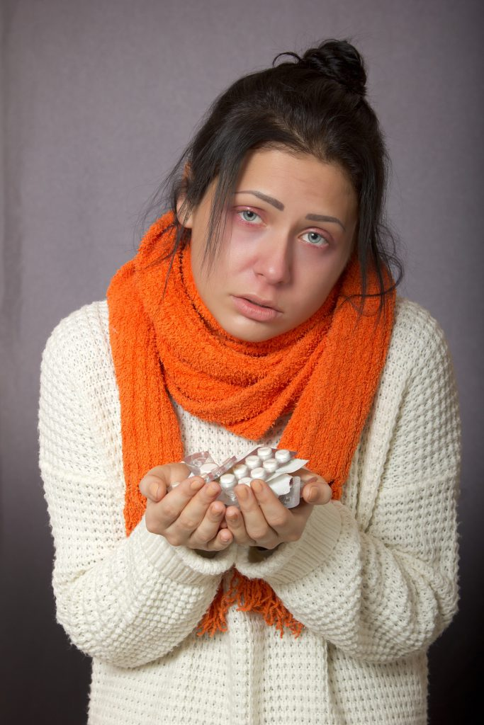 resfrio gripe