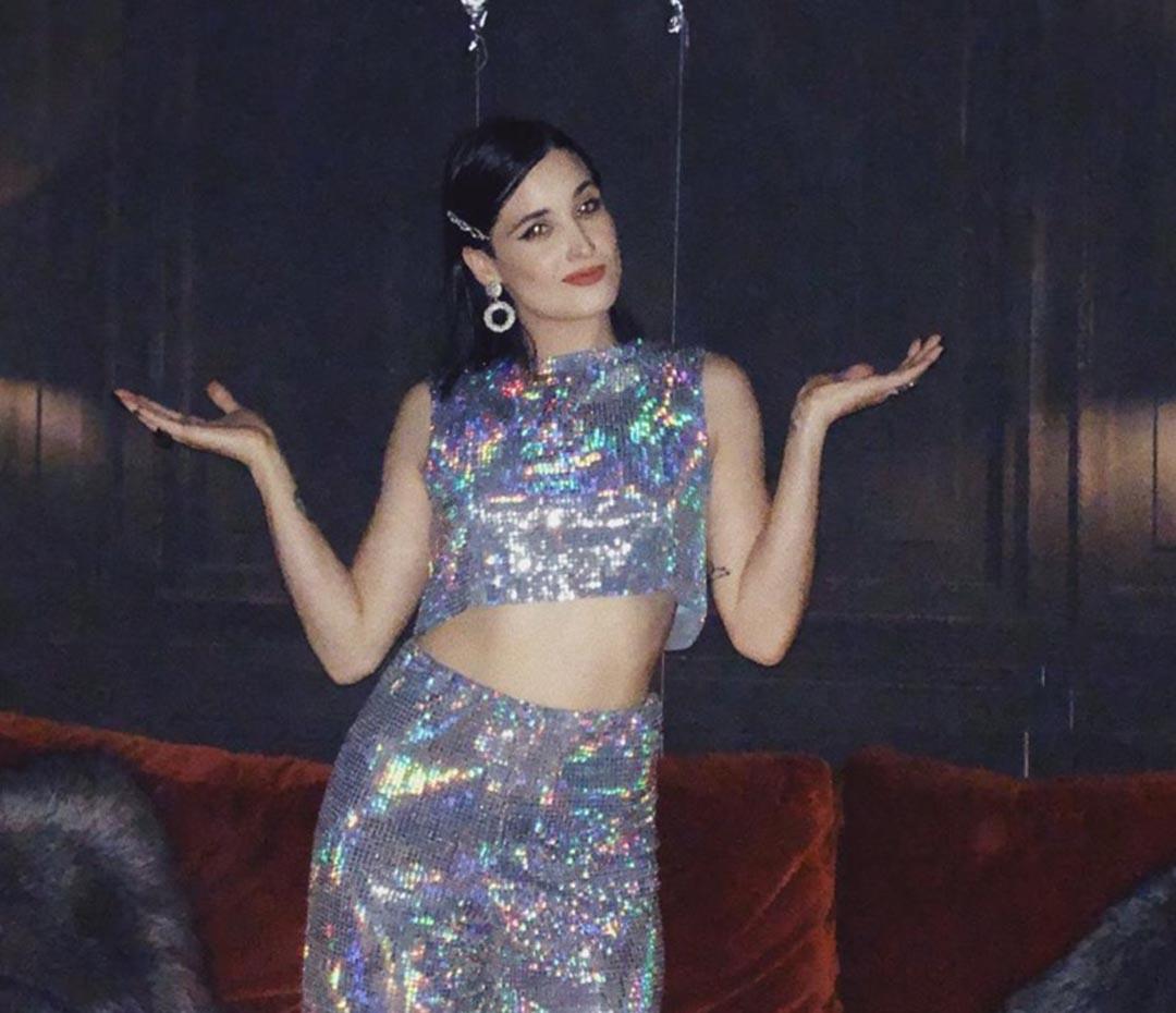 Flor Torrente brilló en su fiesta de cumpleaños