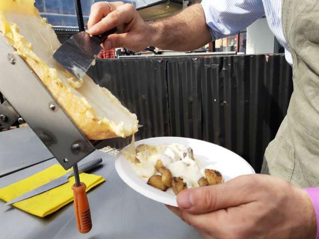 Feria Masticar Raclette La Toscana