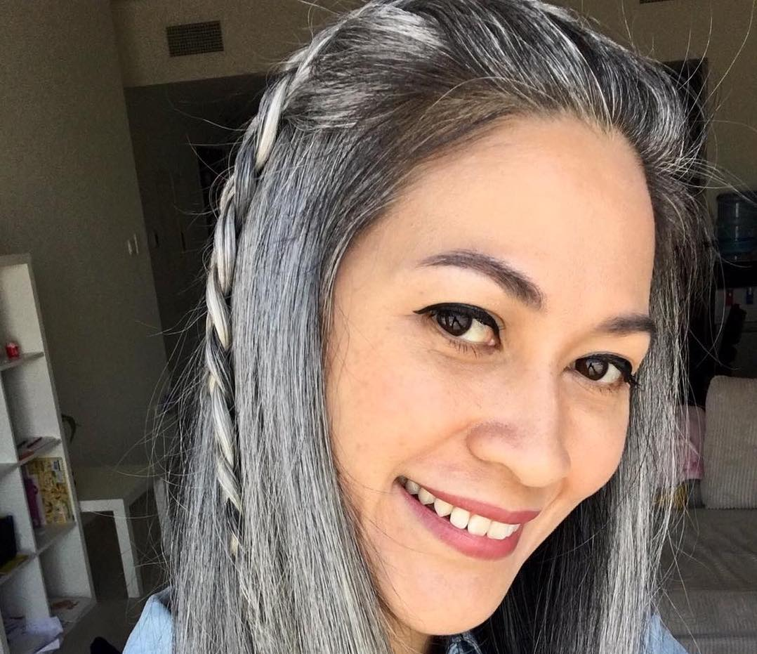 La cuenta de Instagram que reivindica el pelo canoso y abraza la individualidad 💪❤