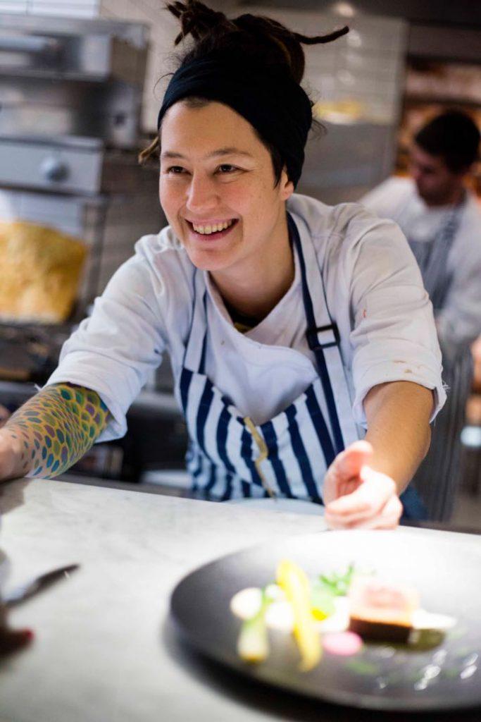 Chef Carolina Bazán Ambrosia 50 Best