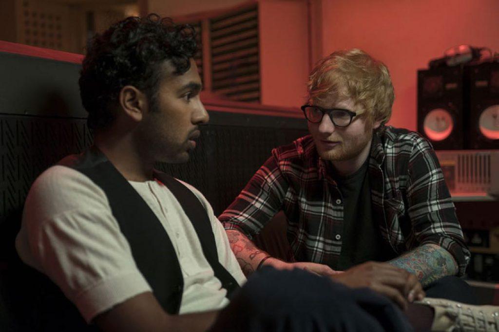 Yesterday Cine The Beatles Música Ed Sheeran
