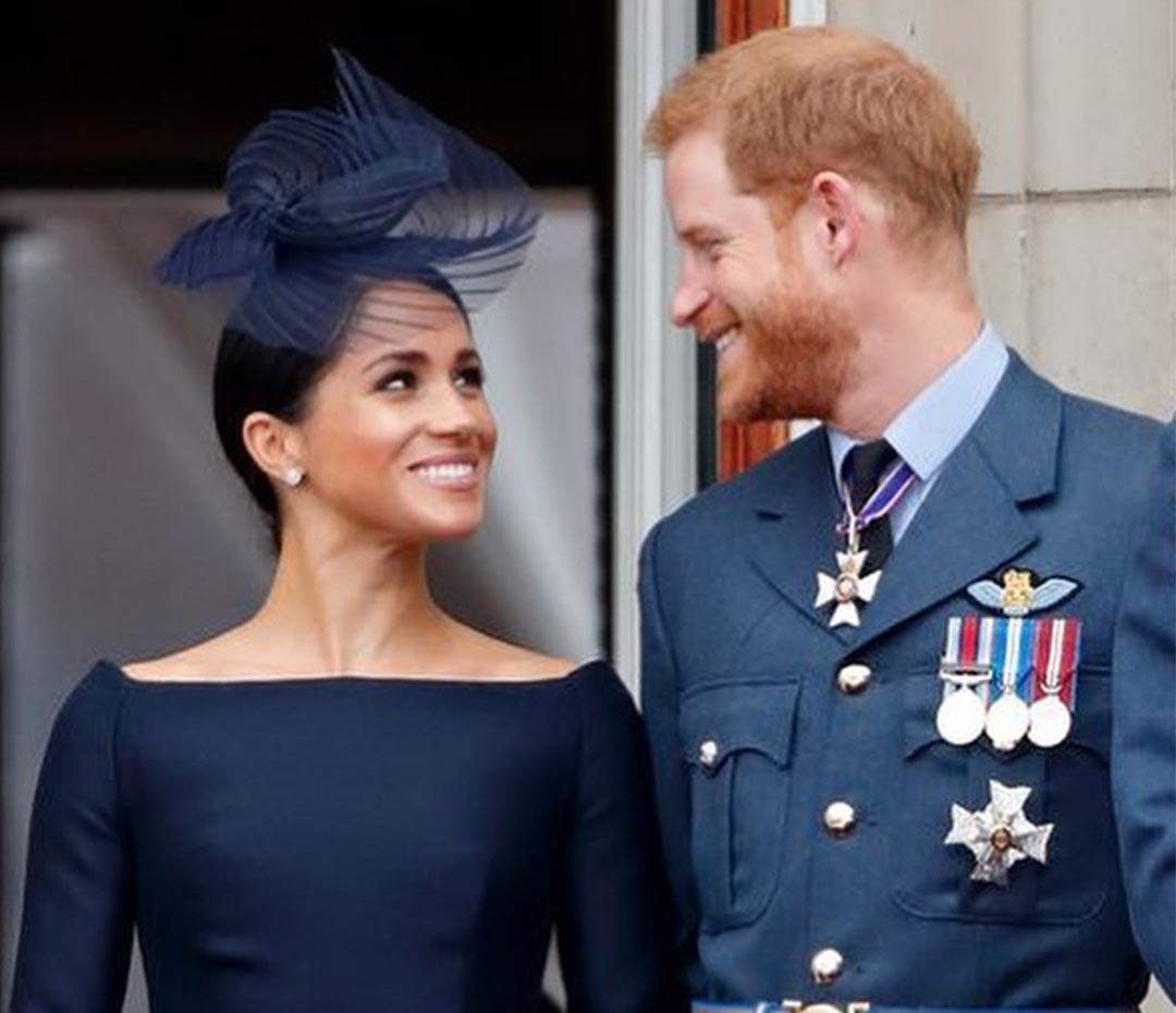 El príncipe Harry es el mejor marido (según Meghan Markle)