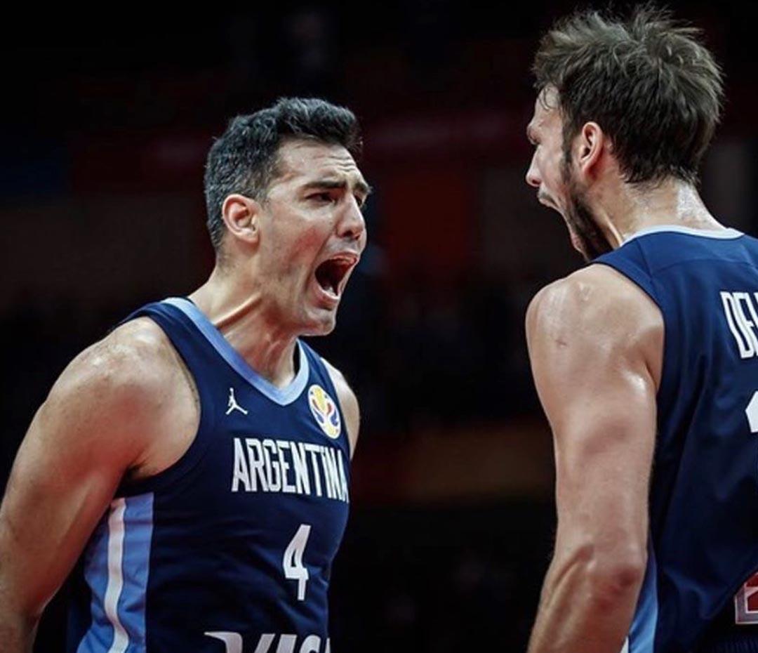 La dieta del seleccionado argentino de básquet (¿qué comen?)