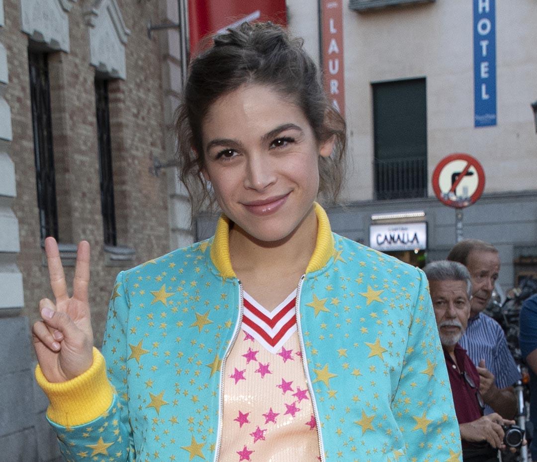 El look de Cosima Ramírez para ponerle onda al día