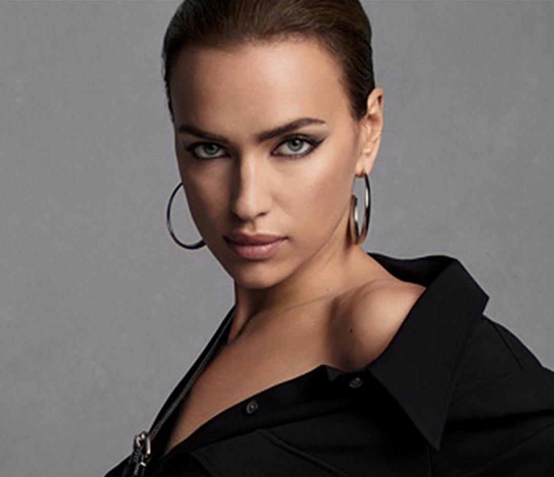 Irina Shayk (o cómo llevar el básico de la temporada de la manera más canchera)