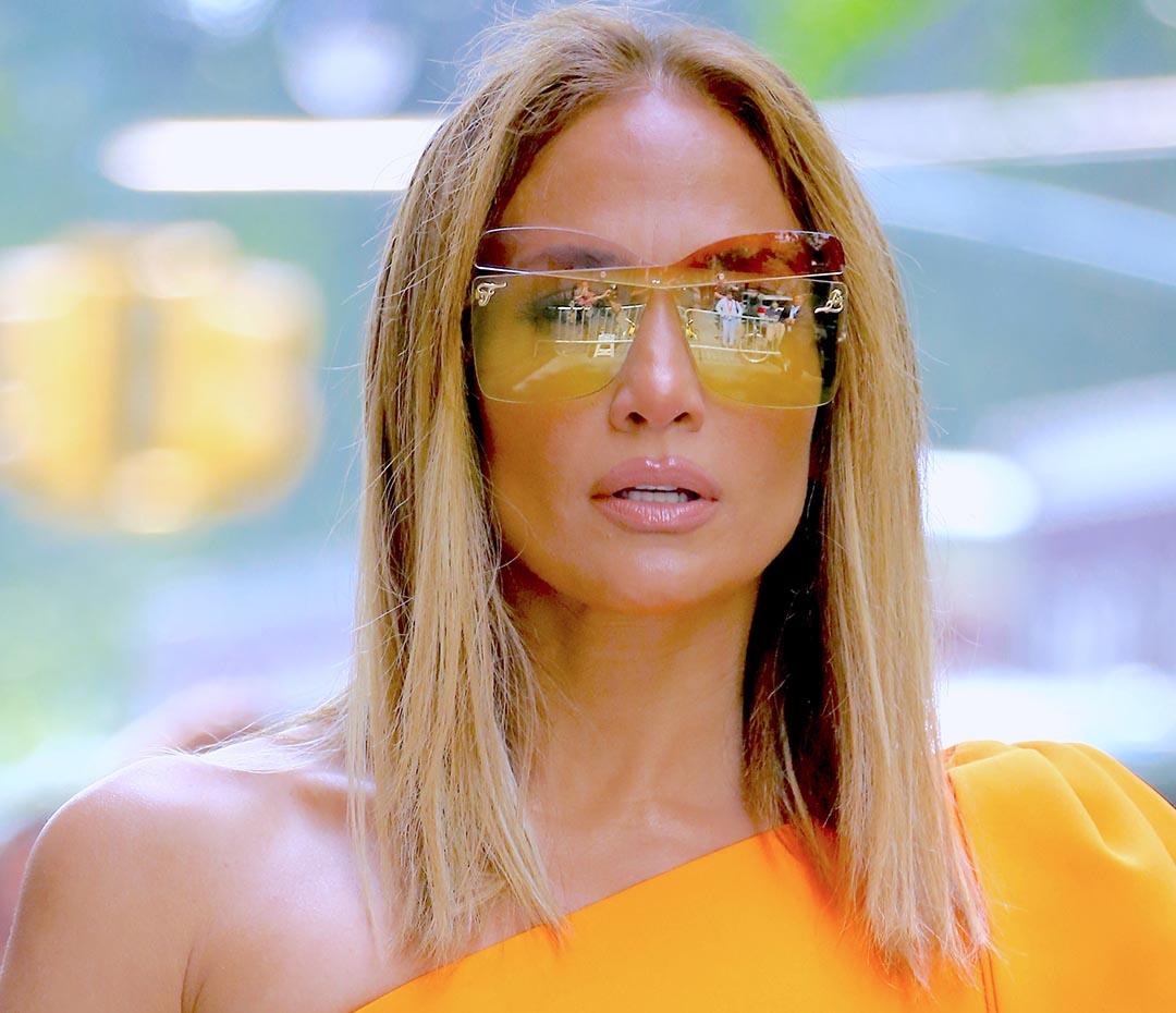 La emoción de JLo (y a cara lavada) al saber que fue nominada para los Globo de Oro