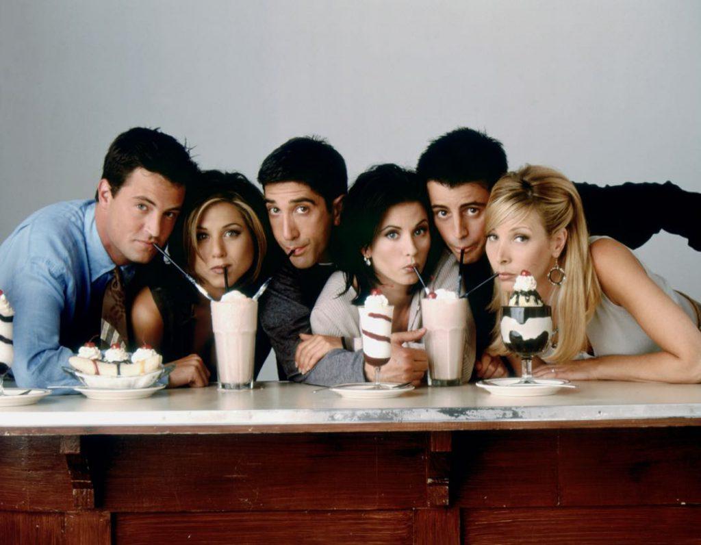 Serie Friends 25 Aniversario