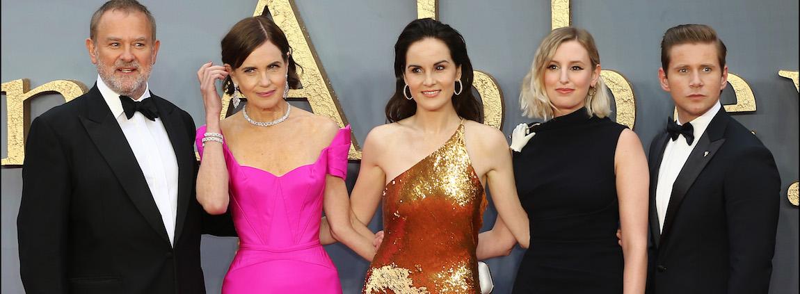 Los mejores looks en la premiere de la película Downton Abbey
