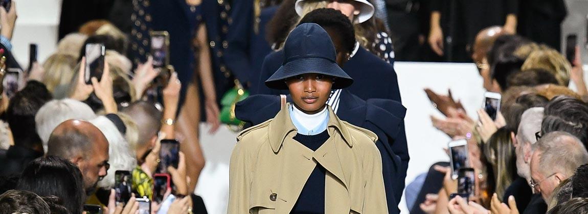 Michael Kors: el rey de Nueva York Fashion Week