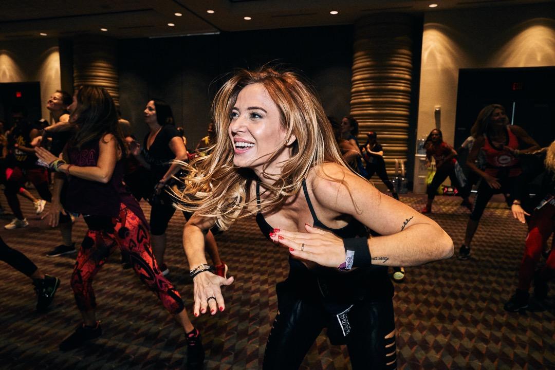 Desafío fitness: ¿te animás a entrenar como Jésica Cirio?