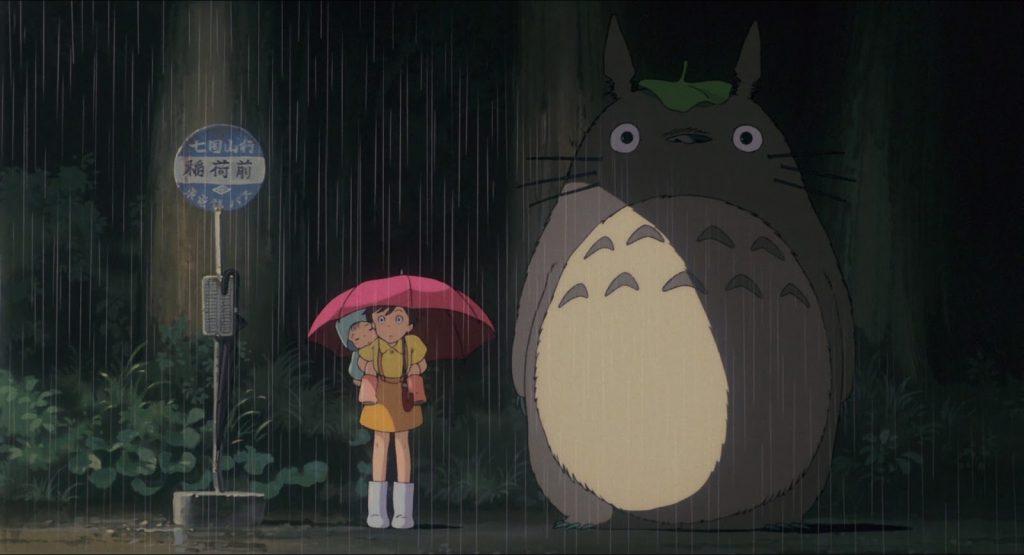 Anime Laura Montero Japón Miyazaki