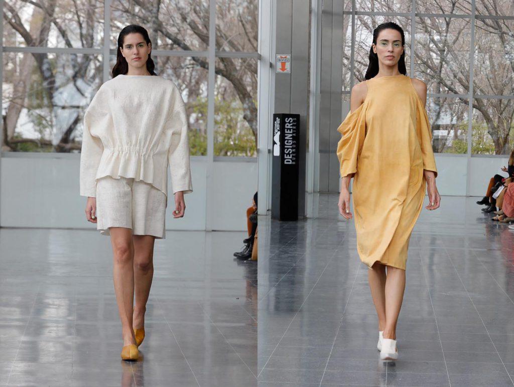 Desfile Designers Buenos Aires Sabrina Rodríguez
